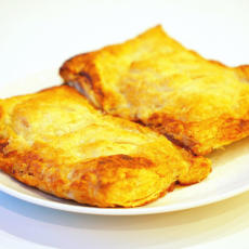 苹果馅饼[Apple turnovers]
